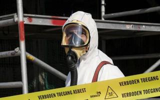 Eenvoudige handelingen asbest
